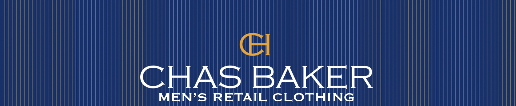 Chas baker classic and contemporary menswear